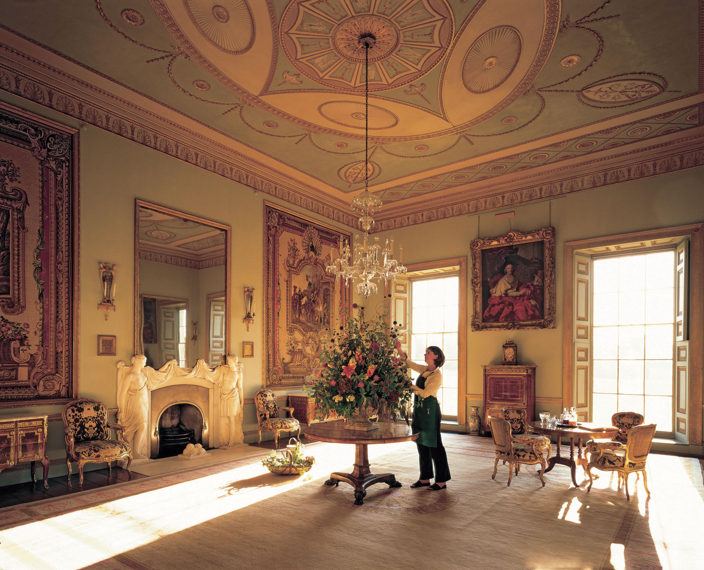 Take A Tour Of Goodwood House