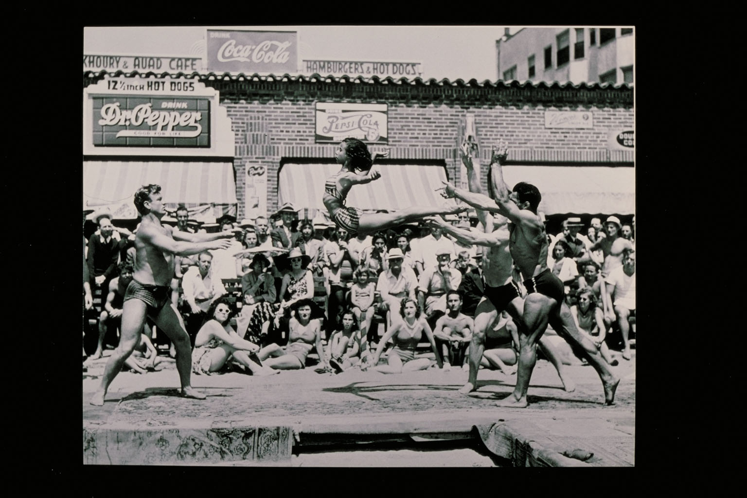 f054ab540f Vintage Photo Series - Santa Monica Muscle Beach - Magellan PR