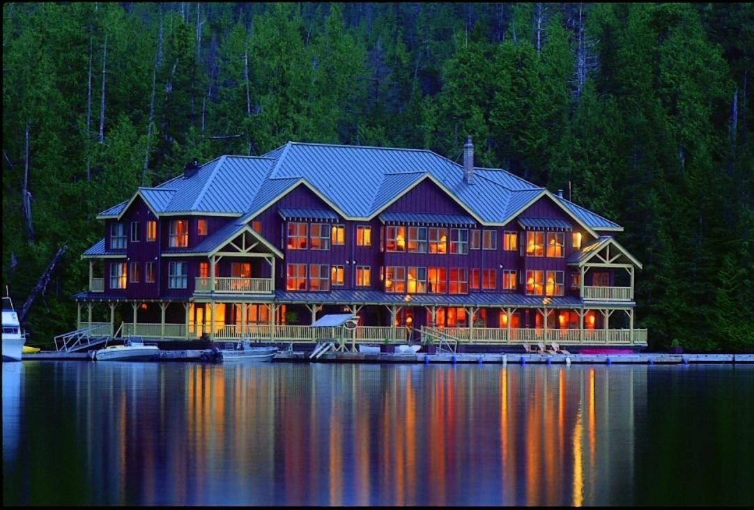 Különleges szállodák: úszó hotelek