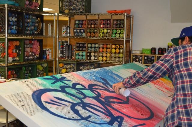 Dose in  the Studio