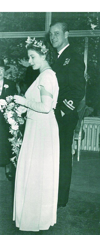 Savoy -  Princess Elizabeth & Prince Philip 1948