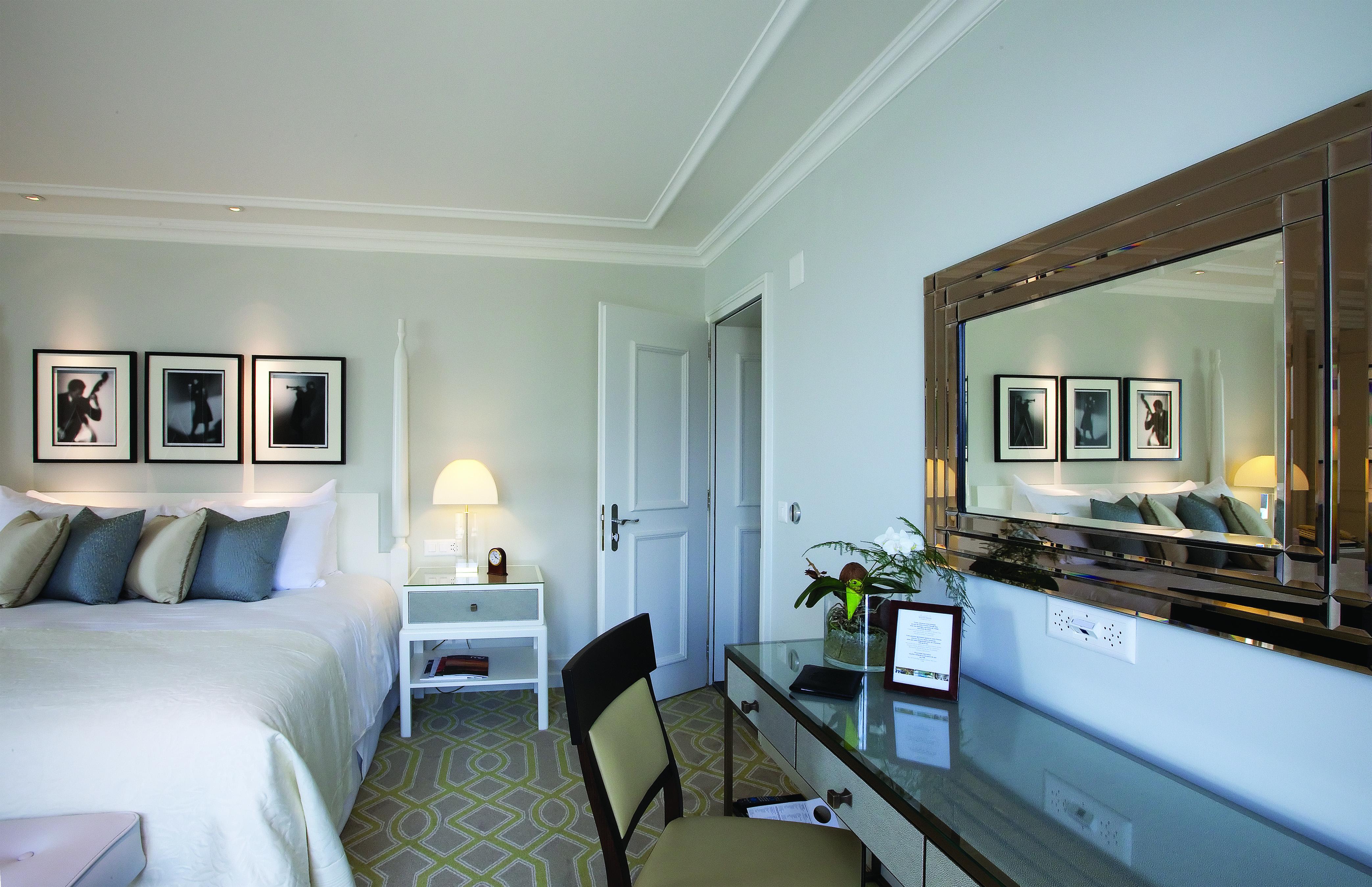 Quincy Jones Suite at Fairmont Le Montreux Palace, Switzerland