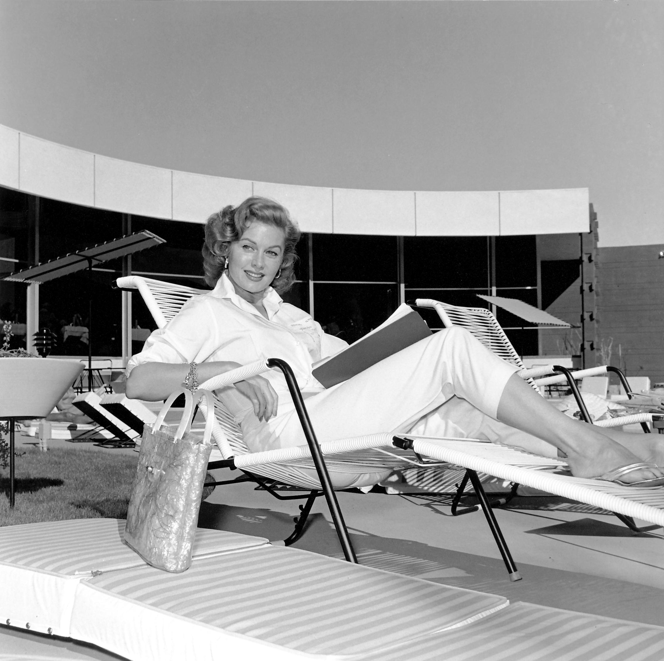 Rhonda Fleming (Ocotillo Lodage) 1957