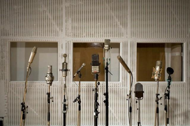 Abbey Road Studios. London. 2008 Studio 2.