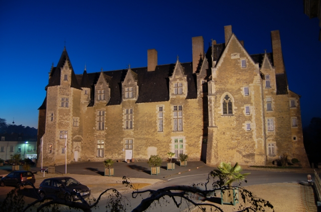 Chateau de Bauge 1