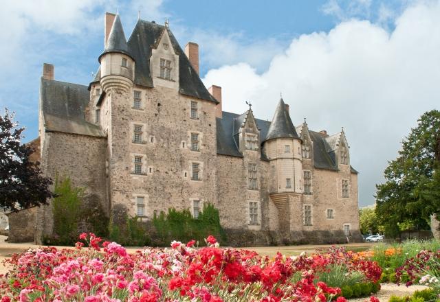 Chateau de Bauge 4