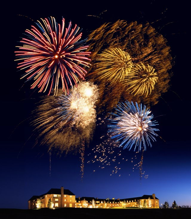 Welcome to the new year By Fairmont Hotels & Resorts