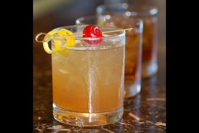 The Waterfront Old Fashioned