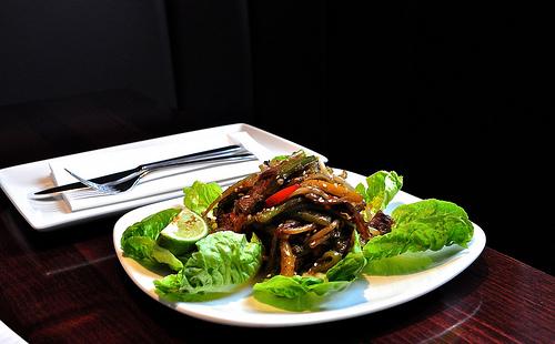 Thai Beef Salad 2